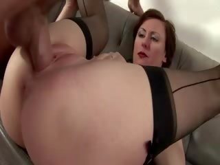 BBW a chlapec porno